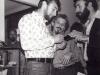 Vladimir Prestin, Felix Kandel & Alan Molod, Moscow, May 14, 1977