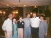 Joe Smukler,  Irena Yampolsky, Connie Smukler, Alexander Yampolsky, Stuart and Enid Wurtman, Jerusalem, 1989, co Enid Wurtman