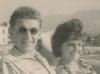 Eitan and Lora Finkelstein, Sverdlovsk, today Ekaterinburg, 1960