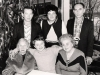 Seated: Mrs. Goldstein, Avi Goldstein, ?; standing Isai, his wife  Liza and Grigori Goldstein, co RS
