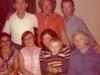 Seated: Ida Nudel, Maria Slepak, Elisaveta Bikova with her son Avi Goldstein, mother of Isai and Gregori Goldstein.  Standing: Gregori Goldstein, Vladimir Slepak, Isay Goldstein, co Dina Beilin