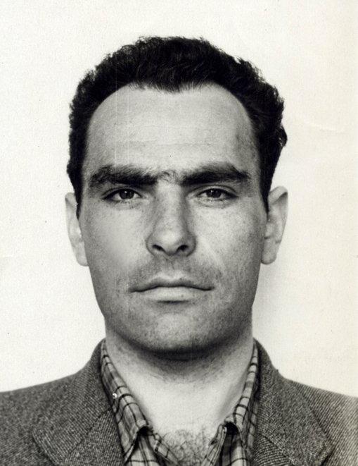 Виталий Свечинский, один из лидеров сионистского движения, Узник Сиона после освобождения из заключения, Москва, 1956 год