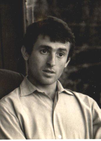Кочубиевский до ареста, Киев, 1966 год.