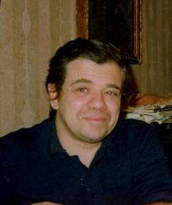 Михаил Членов, Москва, 1989.