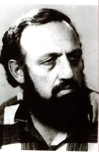 Давид Хавкин, Израиль, 1970.