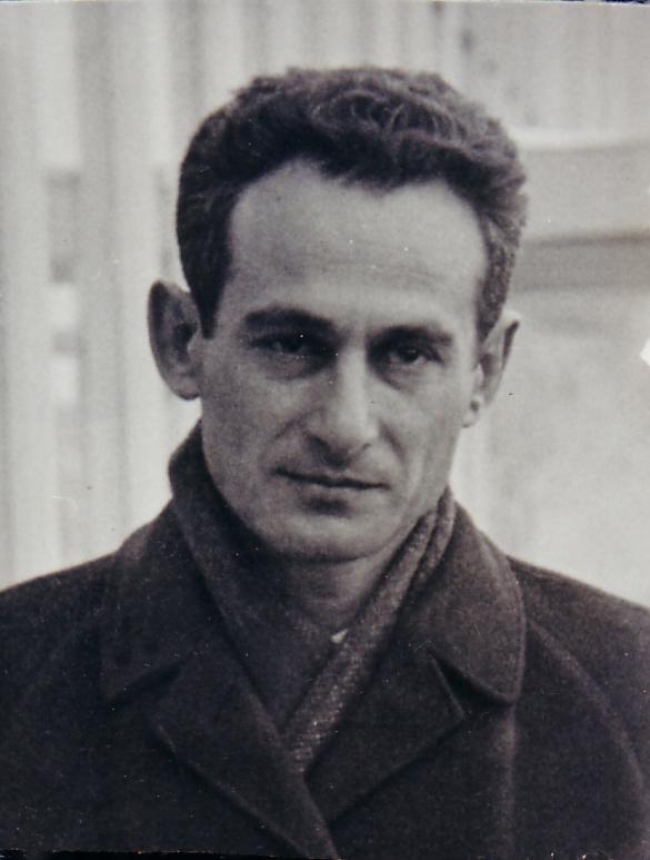 Меир Гельфонд, один из лидеров сионистского движения, Узник Сиона.
