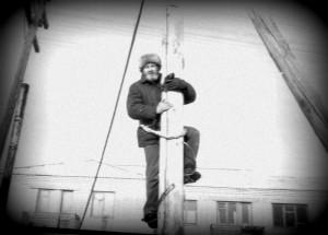 Владимир Слепак в ссылке в Цохтохангиле 1978 - 1982 годы.