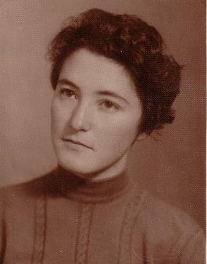 Тина Бродецкая, Узница Сиона, 1956 год