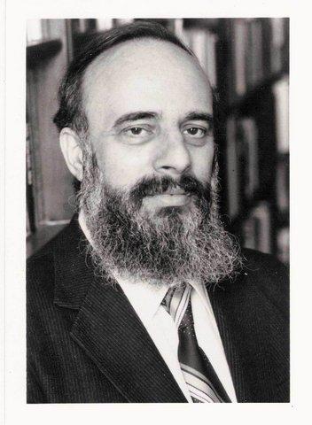 Яков Бирнбаум, 1986.
