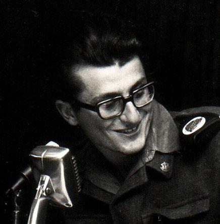 Двадцатилетний Яков Кедми первым из сионистов отказался от советского гражданства.