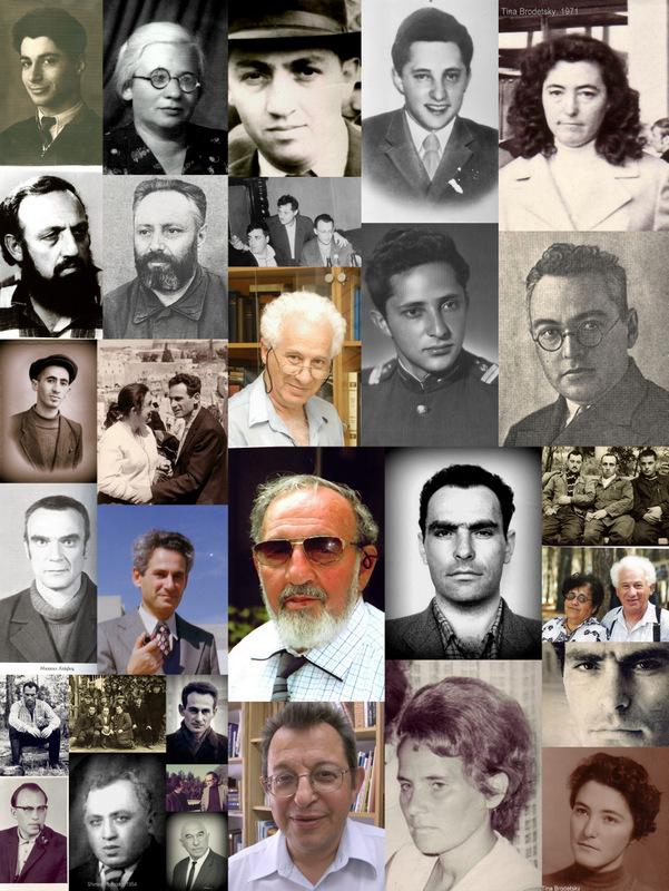 Первопроходцы алии 70-80 годов, принявшие на себя первый удар тоталитарного режима в борьбе за выезд и национальное возрождение