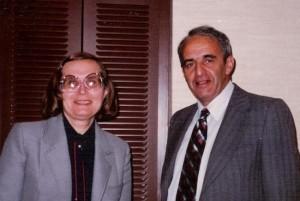 Людмила и Александр Лунц, Израиль