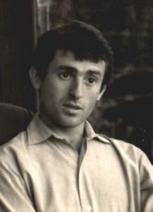 Борис Кочубиевский, Киев, 1966