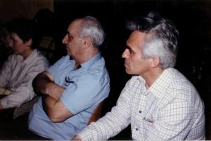 На семинаре Александра Лернера