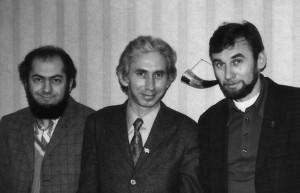 Соратники: Павел Абрамович, Вениамин Файн, Владимир Престин
