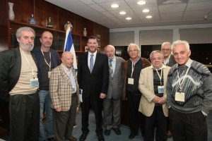 Mashka meeting in Knesset.