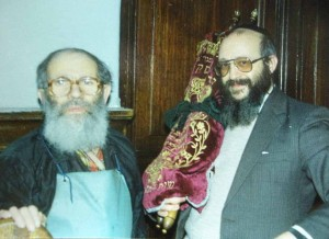 Michail Hanin and reb Motl